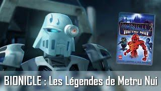 BIONICLE 2 : Les Légendes de Metru Nui VF (Film complet)
