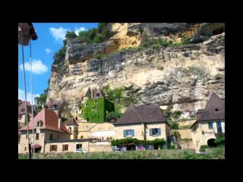 Siorac en Périgord  avec Lous Lanusquets d'Espéchède en diaporama