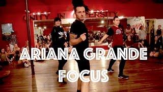 Video Ariana Grande - Focus | Hamilton Evans Choreography download MP3, 3GP, MP4, WEBM, AVI, FLV Agustus 2018