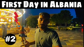 First Day in Albania   Explore world