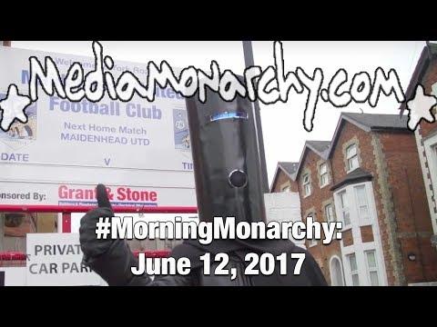 Portland Militia & Saber Guardian on #MorningMonarchy: #June12, 2017