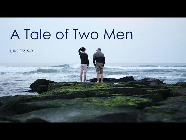 ·A Tale of Two Men · 201122 Sunday · Pastor Jerome Pittman