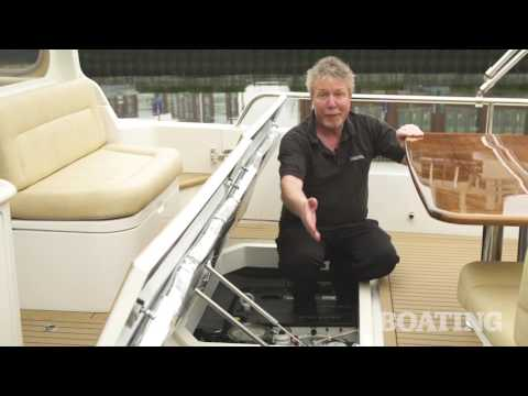 MJM 50z Engine Check  by Boating Magazine