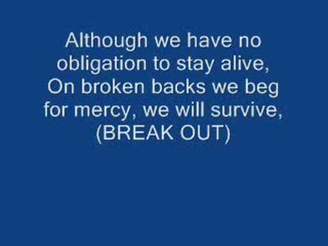 Rise Against - Behind Closed Doors (with lyrics) Mp3