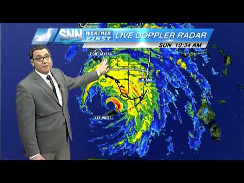 SNN: Irma 11am Update