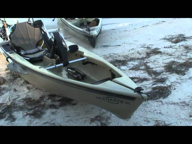 Native Watercraft Ultimate with Propel