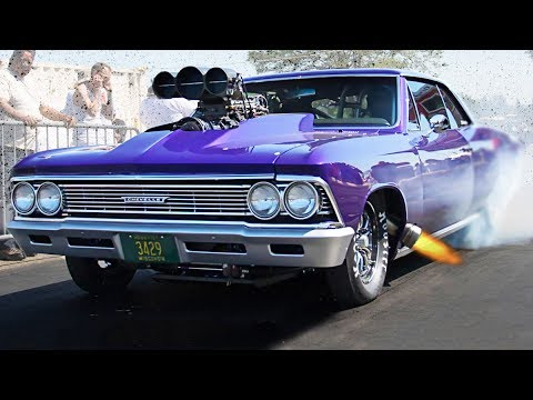 MINT 2,300hp Chevelle - Too Beautiful to RACE!