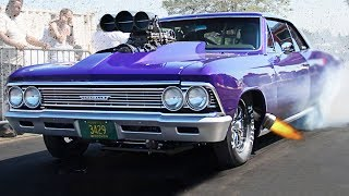 This MINT 2,300hp Chevelle Just STOMPED Everyone!