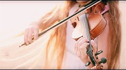 AMAZING Little Girl - My Heart Will Go On (TITANIC) - Violin Cover