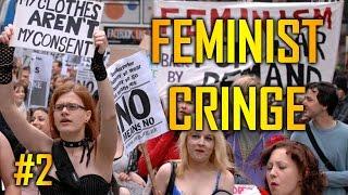 FEMINIST CRINGE COMPILATION #2