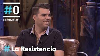 LA RESISTENCIA - Entrevista a Daniel Antón Fernández | #LaResistencia 26.09.2018