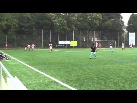 Überragendes Solo von Pedro Daniel Benitez Fernandez (JFV HH Oststeinbek, U19 A-Jugend) | ELBKICK.TV