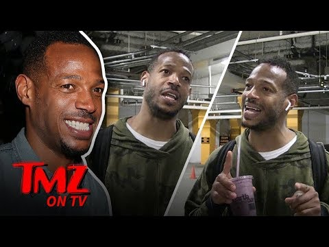 Marlon Wayans Is Fed Up With Houston's Restuarant!! | TMZ TV