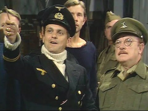Dad's Army - The Deadly Attachment - NL Ondertiteld - '... Your name vill also go on ze list!..'..