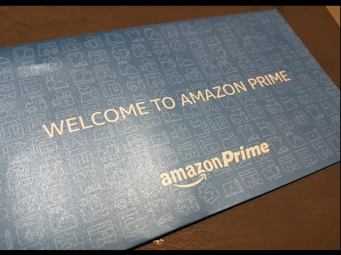 Amazon Prime Welcome Letter Opening! February 2017! Honest Thoughts!