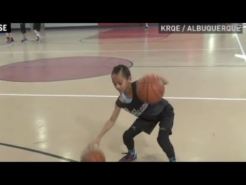 Should this girl be allowed to play on the boys' team?