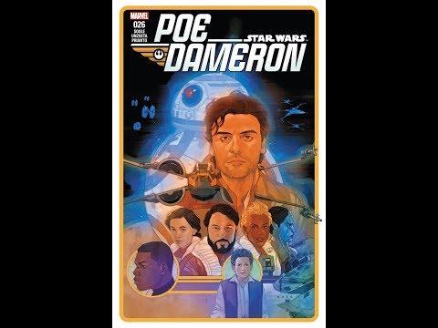 [Canon] Poe Dameron #26 The Awakening Part 1