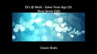 dj s work some years ago dj shog remix edit hd techno classic song