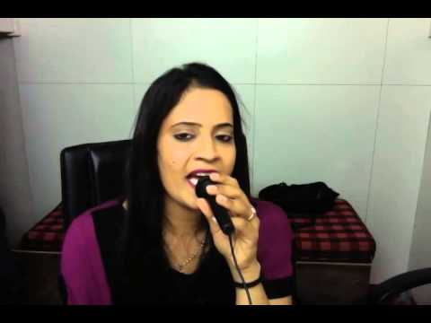 Khud Ko Tere Paas unplugged cover song by Pratha Gupta