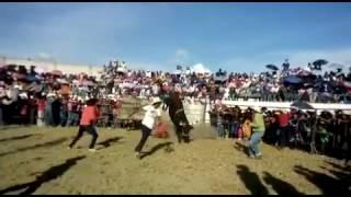 FERRIA TLAUNILOLPAN HGO -2016_DIAMANTE NEGRO VS NIÑO ESTREL