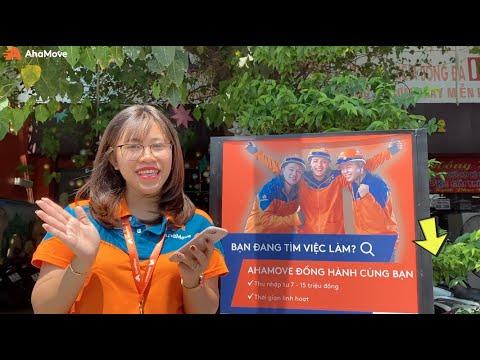 AHAMOVE   Khám phá địa điểm tuyển dụng di động mới tại Bình Tân 🎯