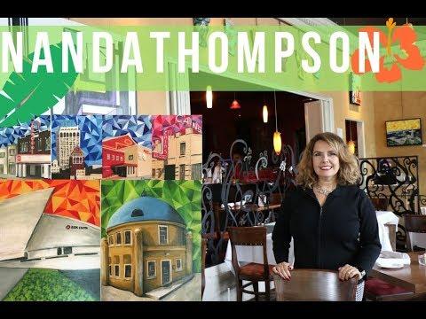 Meet Oklahoma Artist, Nanda Thompson!