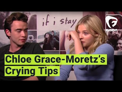 The Cast of 'If I Stay' Teach us How to Cry