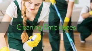 Cleaning Employees Featuring Debbie Moon Davis