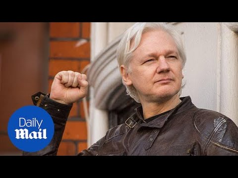 Wikileaks founder Julian Assange granted Ecuadorian citizenship - Daily Mail