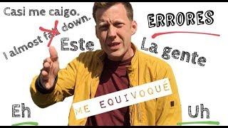 8 errores en ingles que cometen las personas de habla hispana   Los Perms