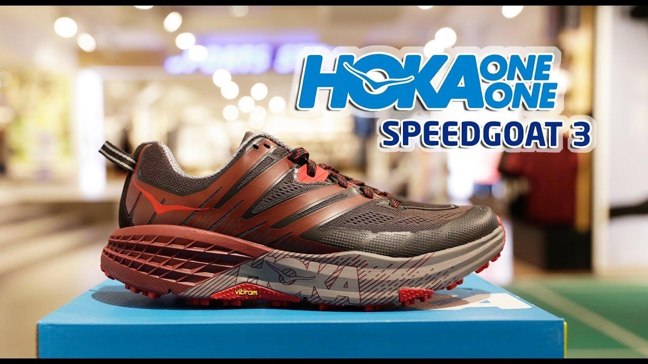 HOKA ONE ONE SPEEDGOAT 3 | UNBOXING VIDEO