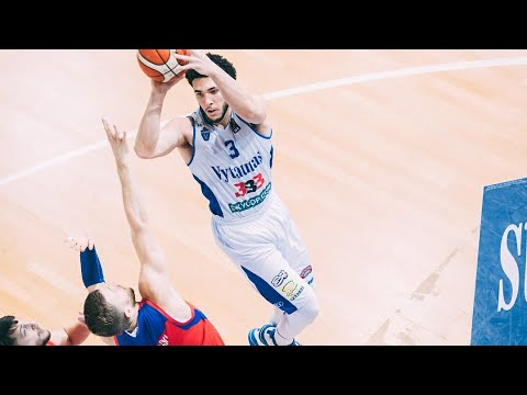 Liangelo Ball and Lamelo Ball Lose vs VEF Junior team