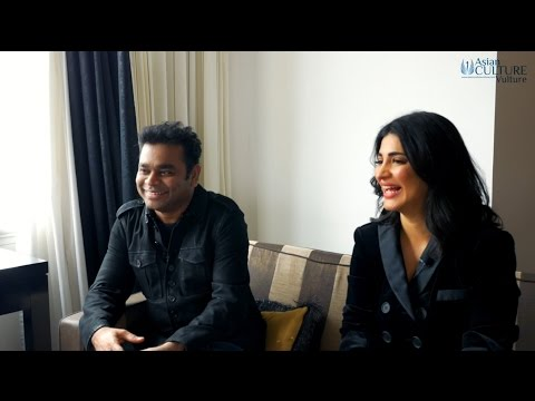Sangamithra - AR Rahman & Shruti Haasan Cannes 2017 launch