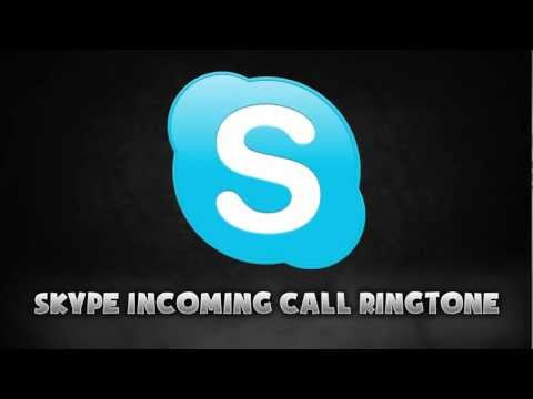 Skype Incoming Call Ringtone 1 HOUR + Download