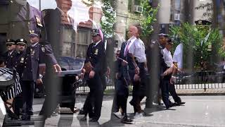 Detective Miosotis Familia Memorial Mass And Street Renaming