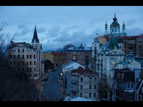 Kiev, Ukraine In The Winter 2017 / Київ взимку
