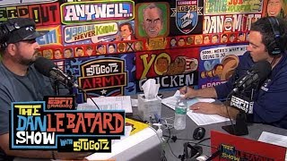 Sports attorney says legal sports wagering could start by '18 NFL season | Dan Le Batard Show | ESPN