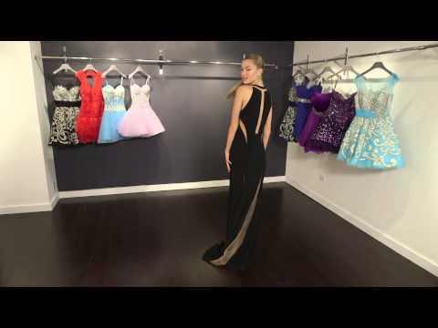 black-fitted-prom-dress-78285- -jovani
