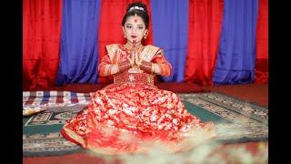 Newari Culture Gufa Ceremony Angels Gufa2018