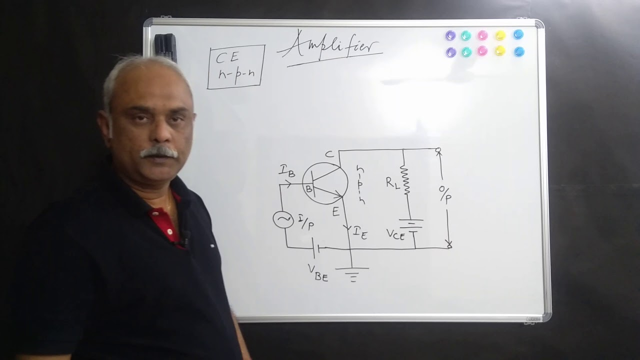 Physics Amplifier Common Emitter Using N P Transistor Class A Is Classa 12