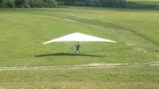 самодельный дельтаплан атлас, облет 2.MOV(, 2010-07-19T16:56:52.000Z)
