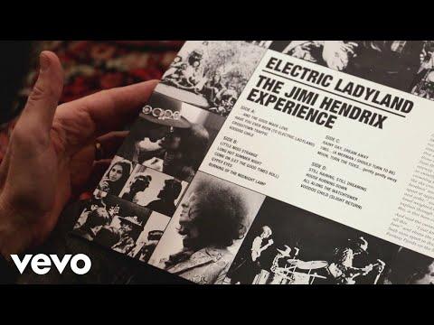 Joe Satriani reflects on the Hendrix masterpiece Electric Ladyland Mp3