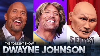 The Best of Dwayne'The Rock'Johnson on The Tonight Show
