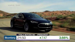 Tesla Tops Estimates for 3Q Deliveries