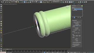 3Ds Max - Mutfak Adası Modelleme - Edit Poly&Spline
