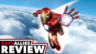 Marvel's Iron Man VR - Easy Allies Review (Video Game Video Review)