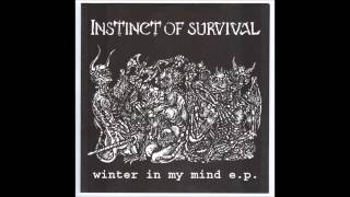 Instinct of Survival - Winter in my Mind - 7""