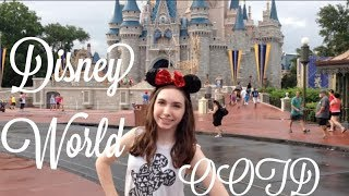 Disney World/Themepark OOTD 2014! Thumbnail