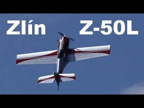 Zlin Z-50L, Giant Scale RC Airplane, 2019