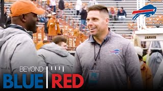 Dan Morgan: Tale of the Tape | Beyond Blue and Red